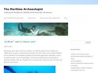 Maritime Archaeologist, The