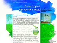 Crown Capital Management Blogs