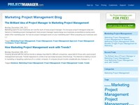 Marketing Project Management