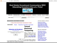 Real Estate Investment Commentary REIC