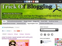 Trick Of Blogging