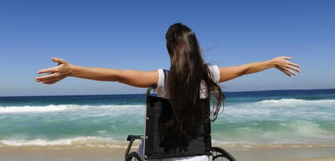 Can You Live Each Day to the Fullest When You Have Mobility Impairments Picture