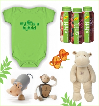 Eco-Friendly Baby Shower Gift Ideas