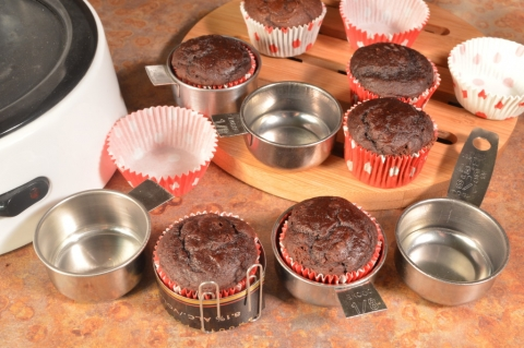 How to Cook Mini Cupcakes with Your Coffee Maker