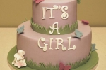 How to Make  Lovely Baby Shower Cakes