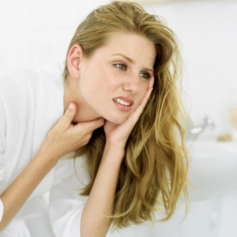 Is sore throat a reason for worrying?