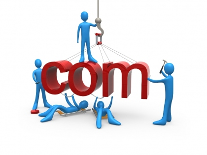 Website development and promotion through SEO services