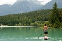 Why surfers should try paddle boarding Picture