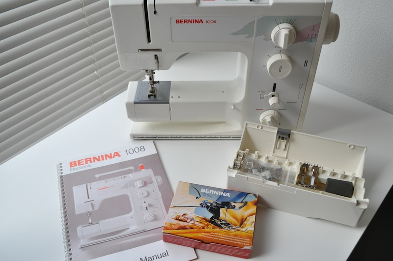 Why people love using Bernina 1008