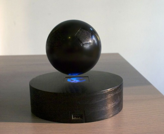 Levitating bluetooth speakers have now become possible