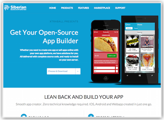 Why you should use an open-source app builder